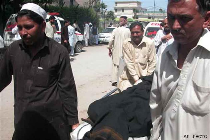 Pakistan: Terror attack in Peshawar leaves seven dead