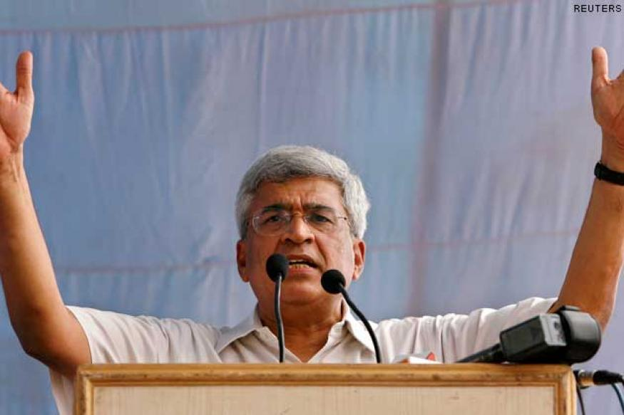 Trinamool Congress being wooed by BJP: Prakash Karat