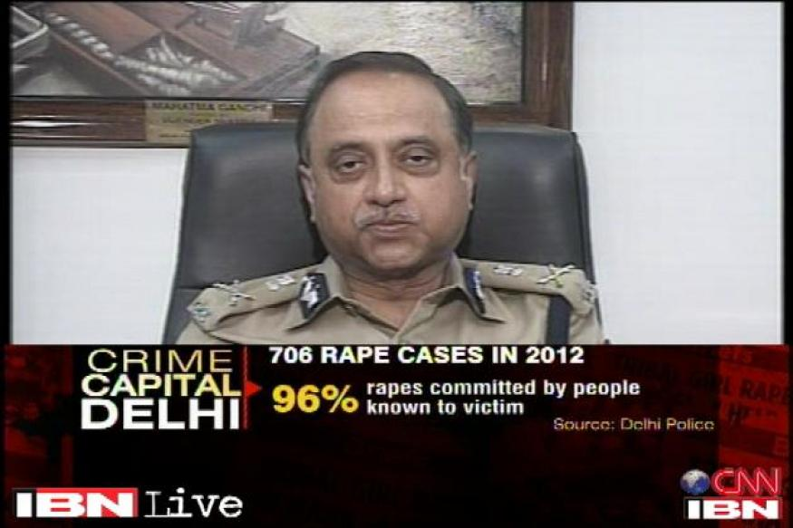 Delhi rape: Police chief may be transferred, say sources