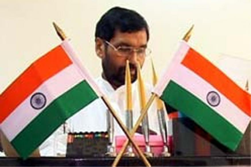 Ram Vilas Paswan admitted to hospital