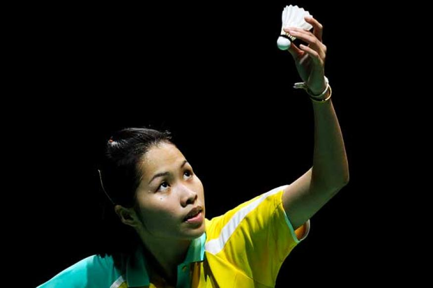 Teenager Intanon beats Schenk to win women's singles title at India Open