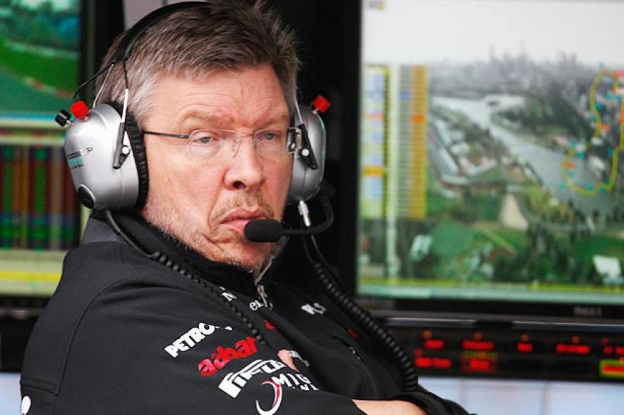 Ross Brawn says team orders went against his nature