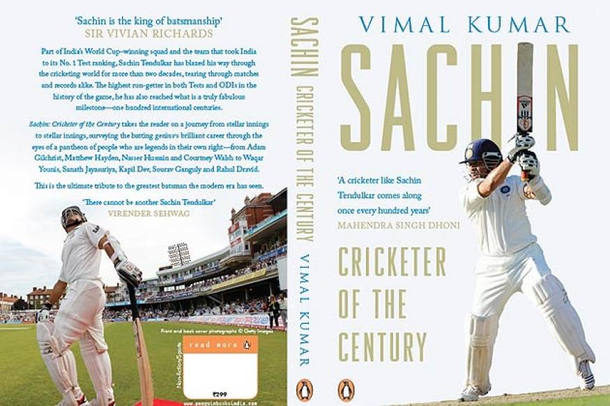 'Sachin: Cricketer of the Century': New Tendulkar book hits the mark