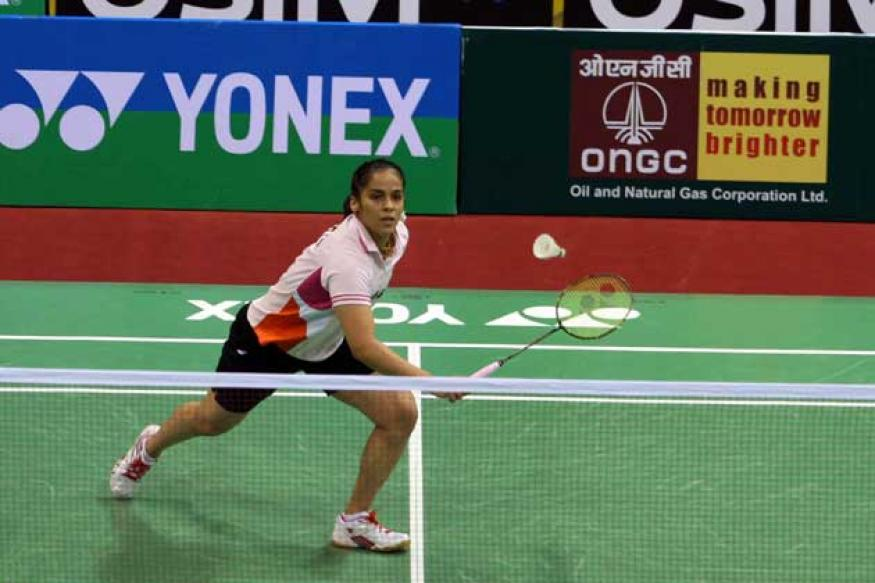 I got disturbed by the wrong line-call: Saina Nehwal