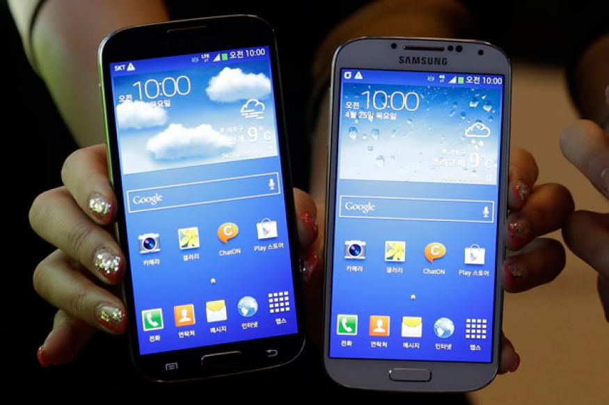Samsung launches Galaxy S4 flagship smartphone in India at Rs 41,500