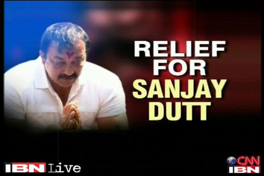After non-bailable warrant, Sanjay Dutt secures bail in case
