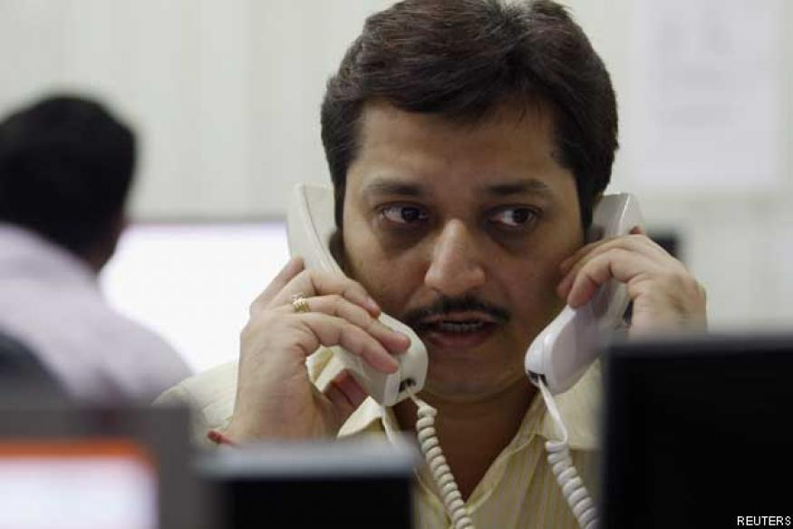Sensex tops 19,000; Ambani bros' deal lifts ADAG stocks