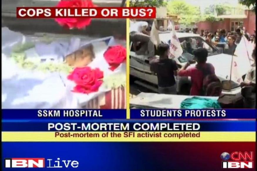 SFI activist death: Protests break out in Chennai, Delhi