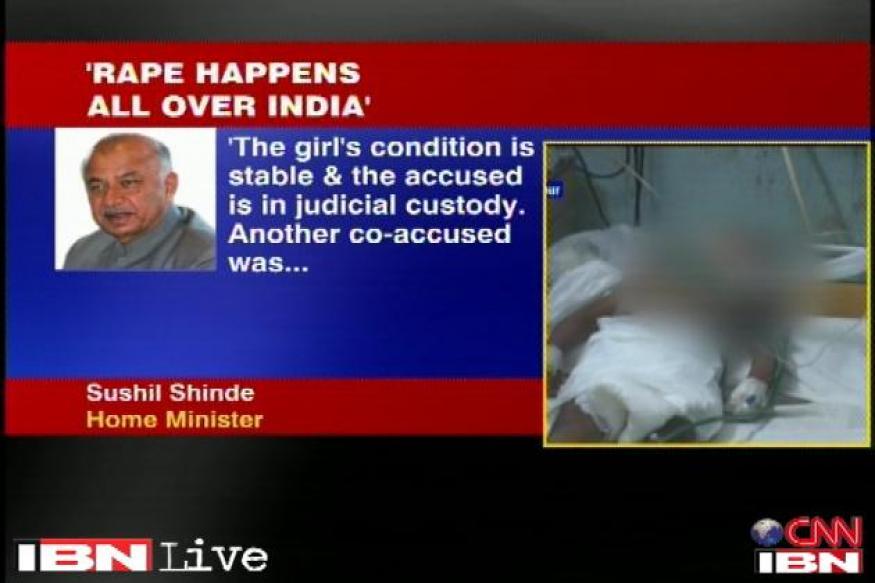 Full text: Sushil Kumar Shinde's statement on Delhi rape