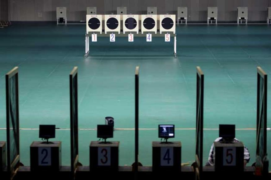 Sanjeev Rajput misses out on 50m Rifle 3 Position final