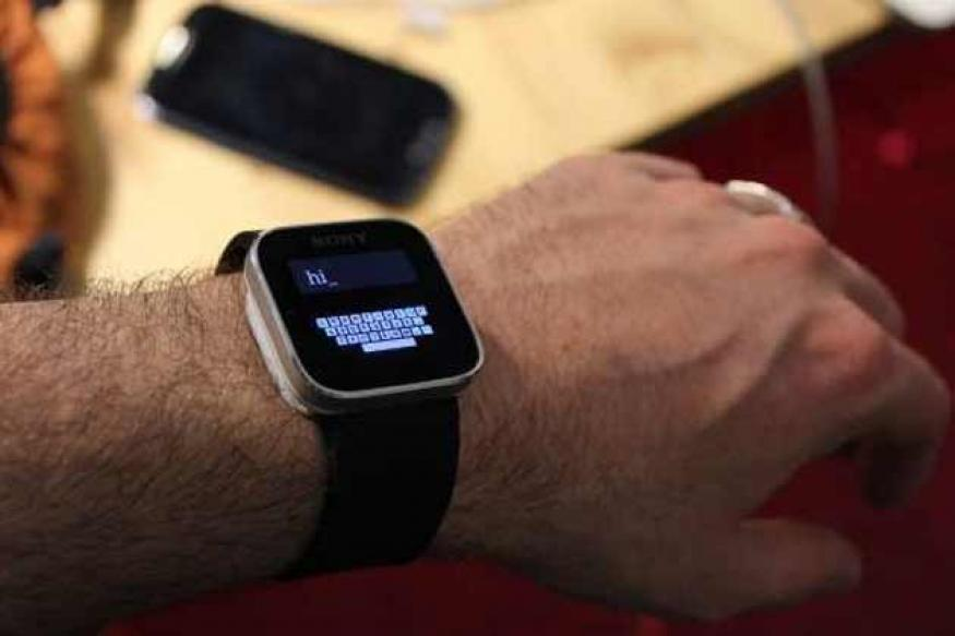 Researchers develop QWERTY keyboard for the smart watch generation