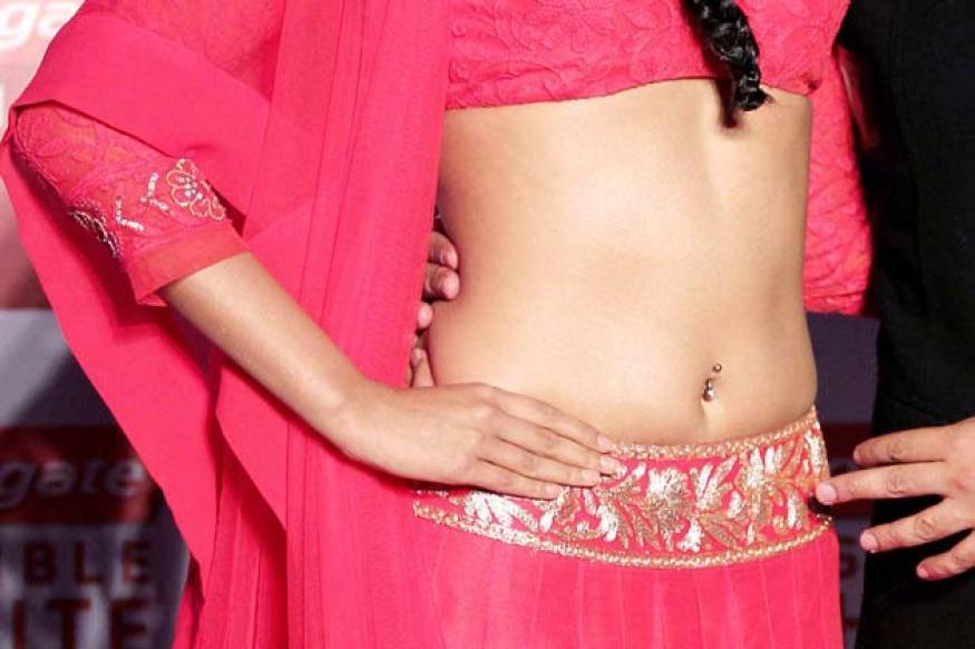 Snapshot: Sonam Kapoor's rarely seen navel piercing