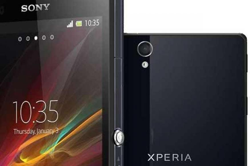 Water-proof Sony Xperia ZR rumoured to be in the works