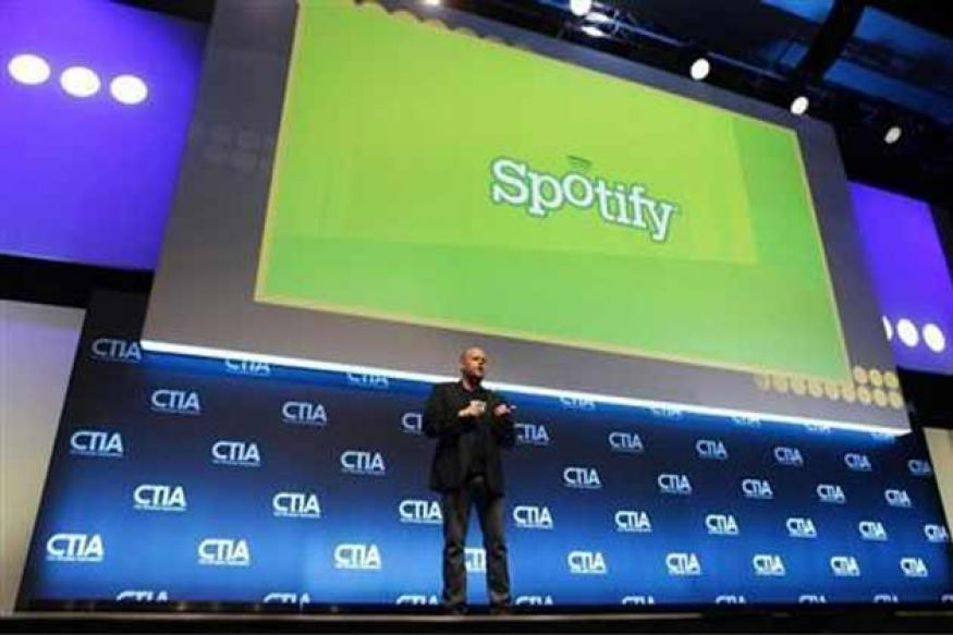 Music streaming service Spotify to expand into Asia, North Europe