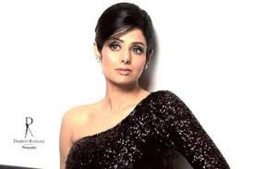 Jewellery is my weakness, says Sridevi