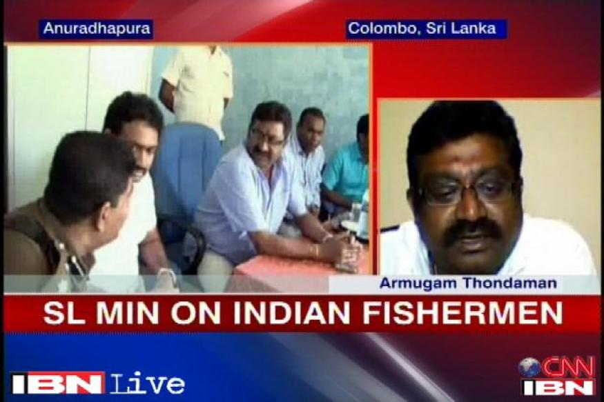 '19 Indian fishermen will be released on April 11'
