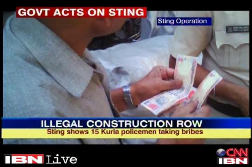 Mumbai illegal constructions: Senior police official suspended