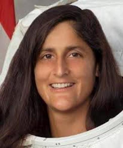 Can't rule out possibility of life elsewhere: Sunita Williams