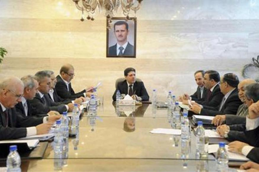 Syrian Prime Minister survives Damascus bombing, 6 die