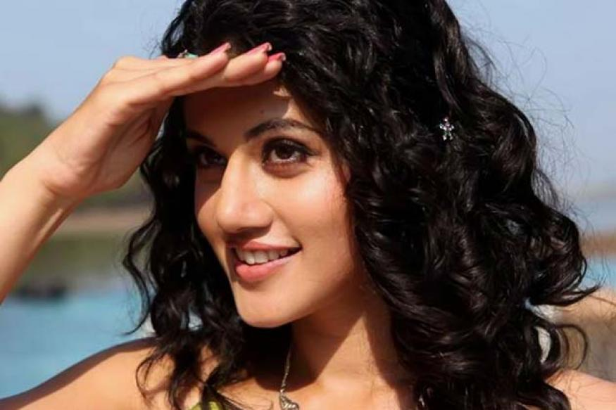 Shooting for 'Chashme Baddoor' was like a picnic: Taapsee