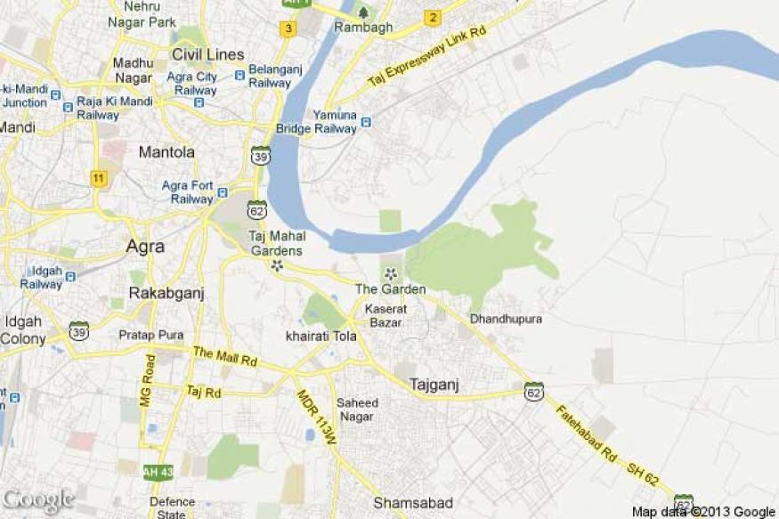 Agra: 2 killed in an explosion in a junkyard near Taj Mahal