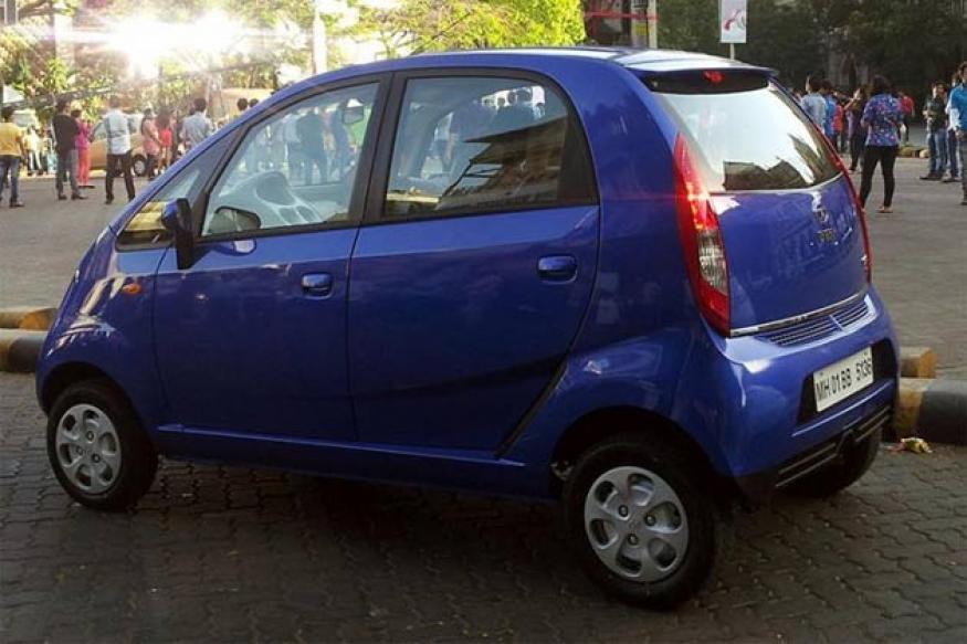 First pics: The 2013 Tata Nano revealed