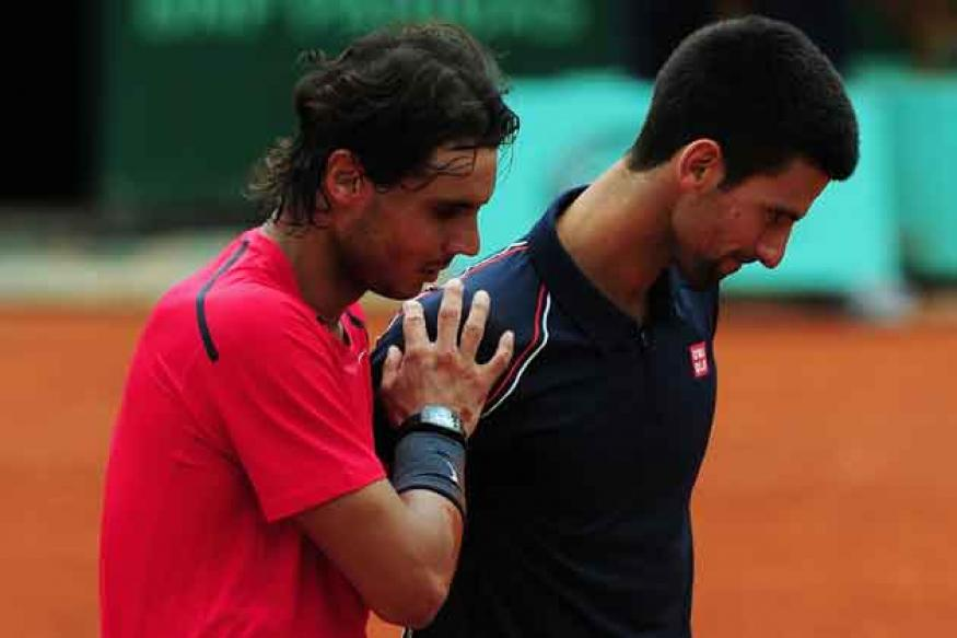 Nadal, Djokovic reach Monte Carlo final again