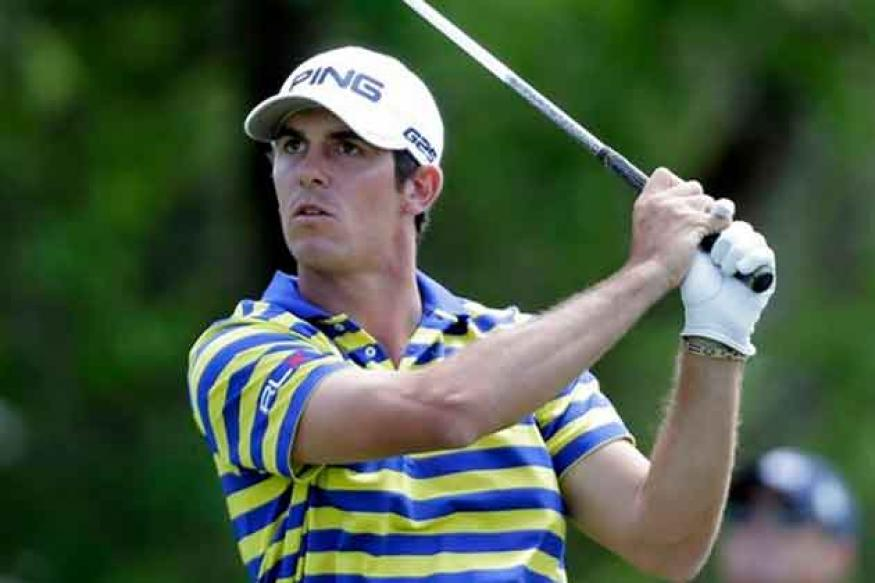Horschel holds on at 10 under for Texas Open lead