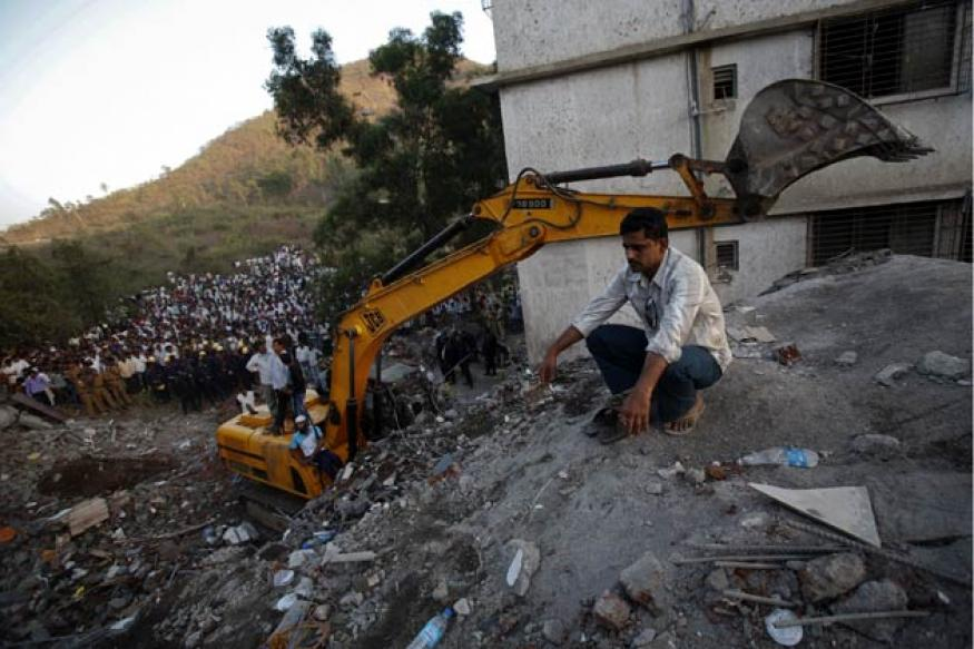 Thane building collapse: 21 accused remanded in judicial custody