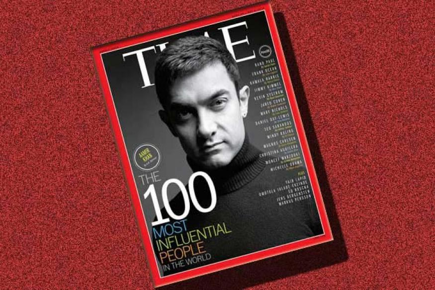 Aamir Khan, P Chidambaram among Time mag's Most Influential 100