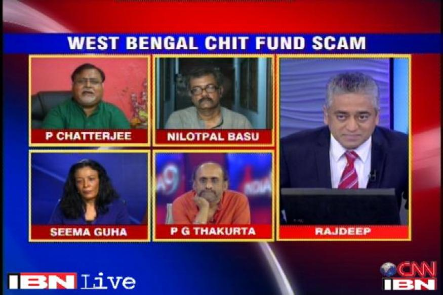 WB chit fund scam: Political blamegame continues as TMC warns of action