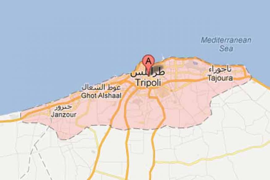 Libya: French embassy hit by car bomb in Tripoli