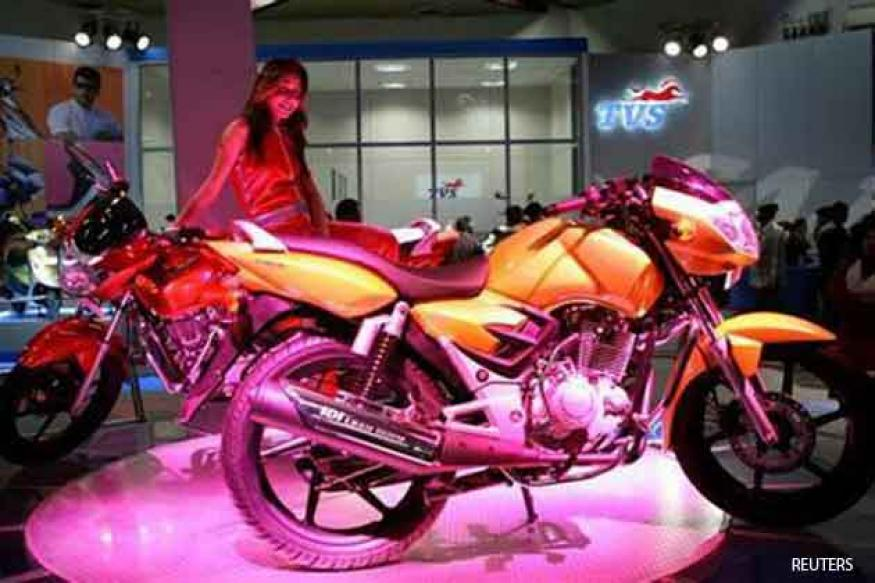 TVS, BMW to jointly develop sub-500 cc bikes