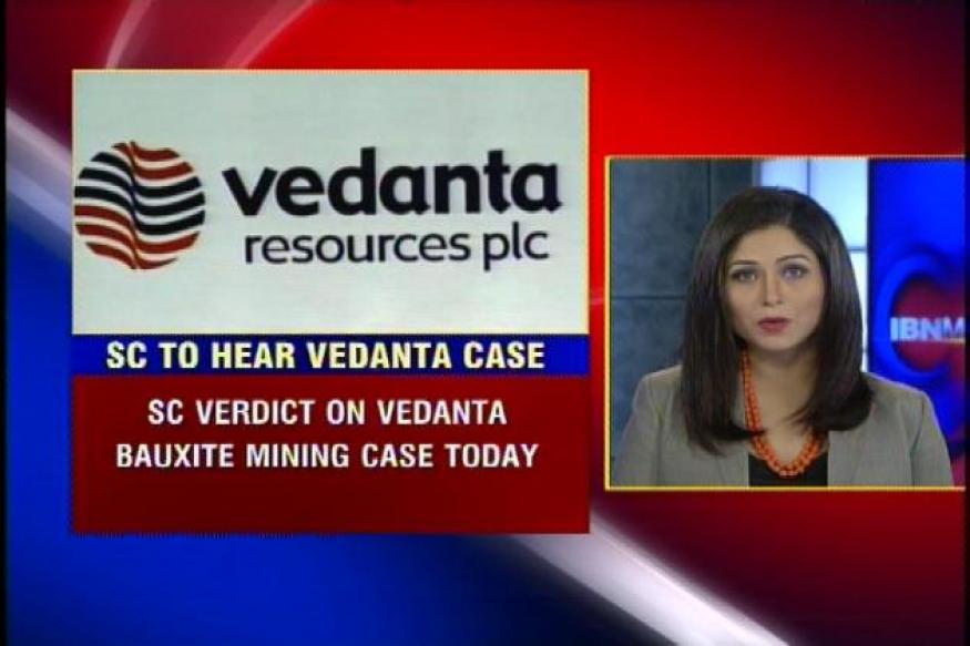 SC verdict on Vedanta's Odisha mining project today