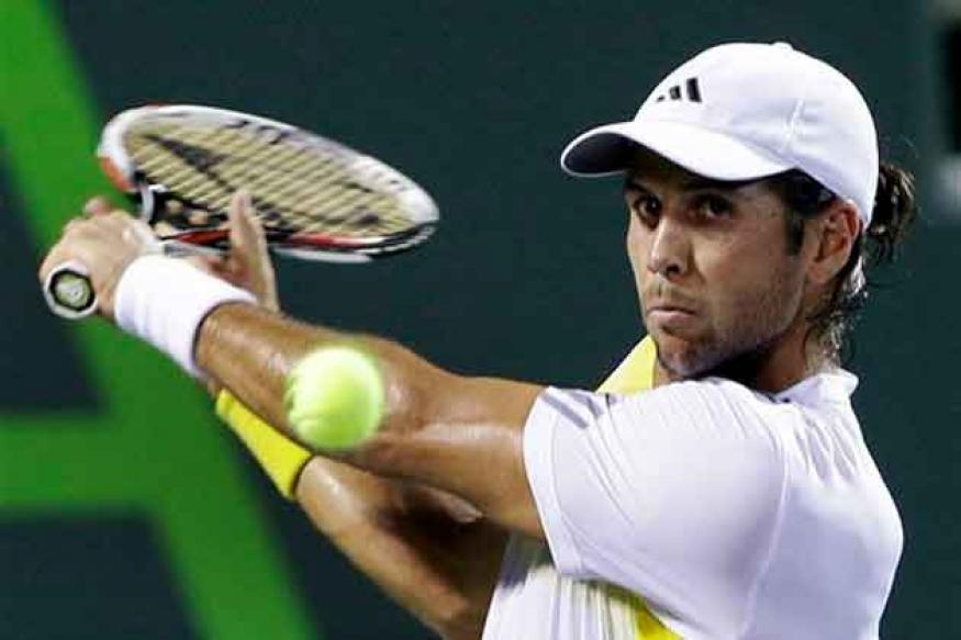 Isner, Verdasco advance to next round at clay court championships