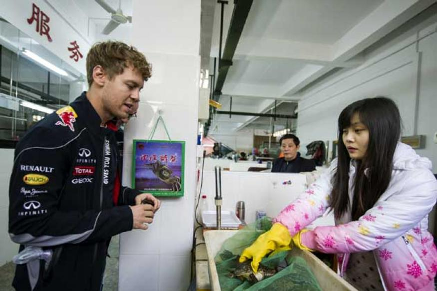 Formula One remains a tough sell in China