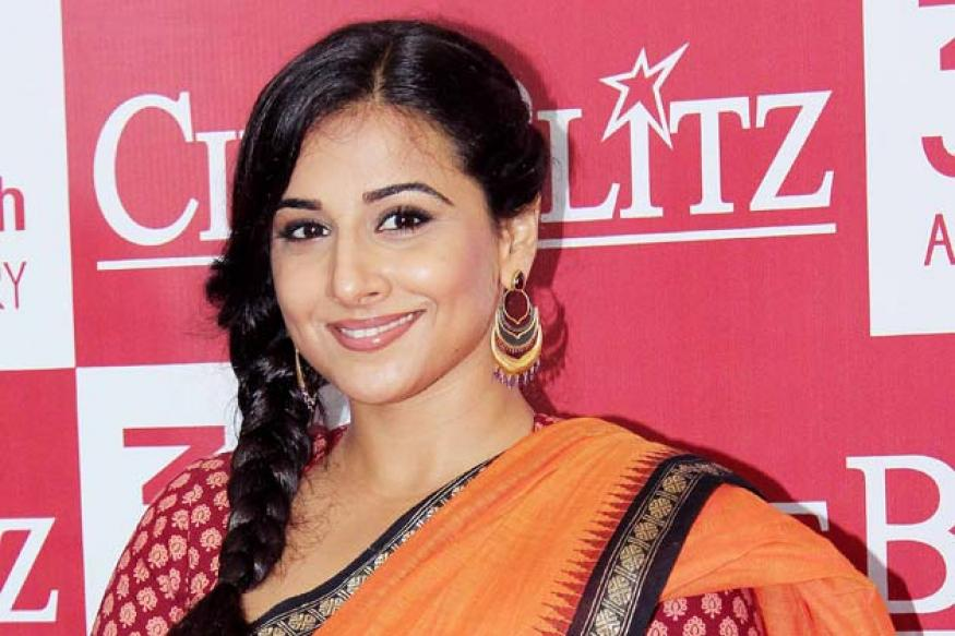Snapshot: She's gorgeous as ever, but has Vidya Balan put on some weight?