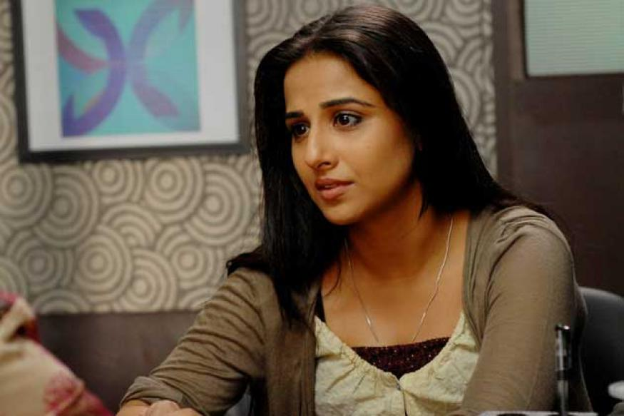 Vidya was Agnihotri's first choice for women empowerment film