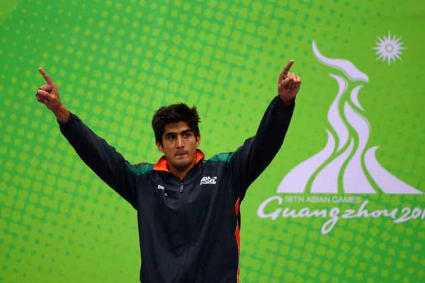 Vijender Singh welcome to join camp any time: SAI