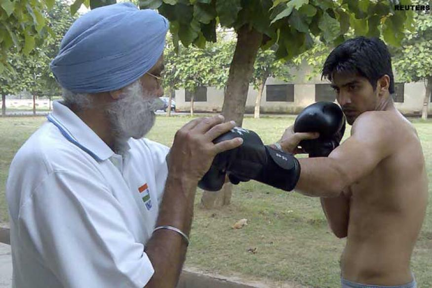 SAI yet to approve Vijender Singh's leave