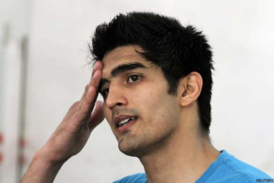 Vijender's samples test negative for drugs