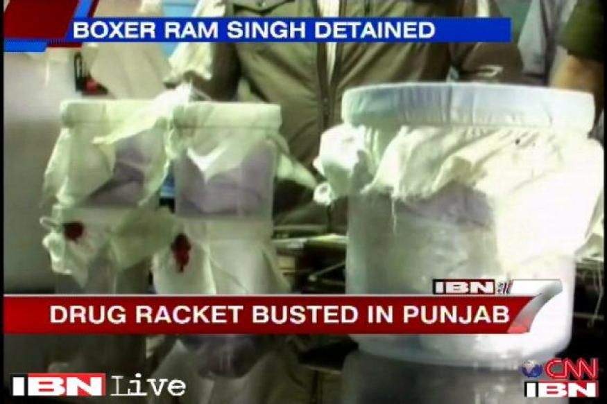 Drug haul recovery to the tune of Rs 484 cr: Police