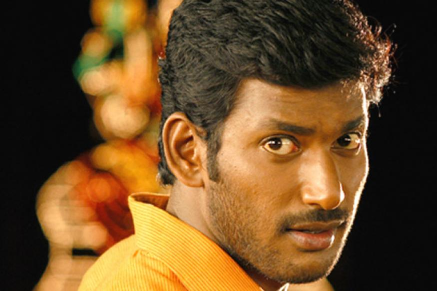 'Pattathu Yaanai' is Tamil actor Vishal's next
