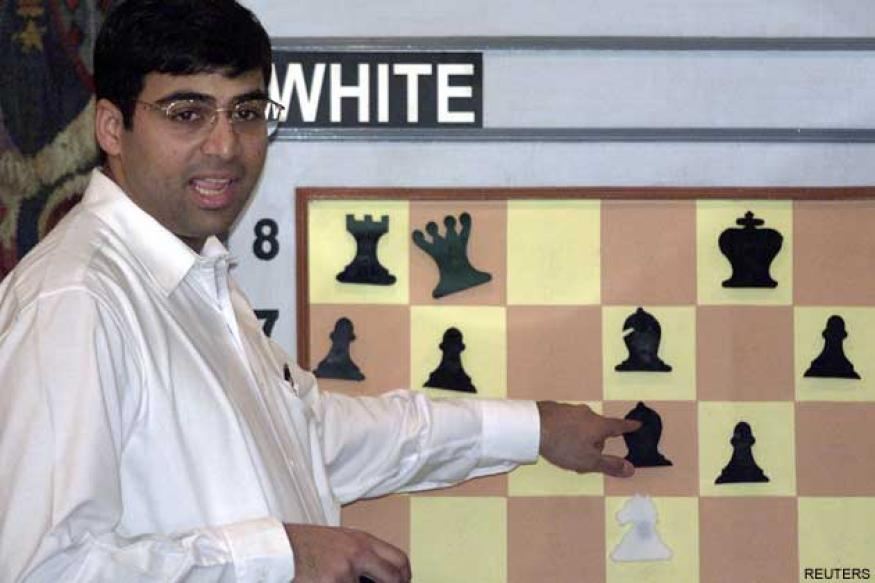 Vishwanathan Anand scores third draw in Alekhine Memorial