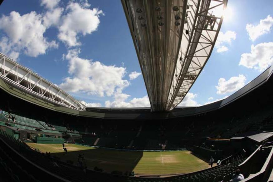 Wimbledon prepares for future with second roof