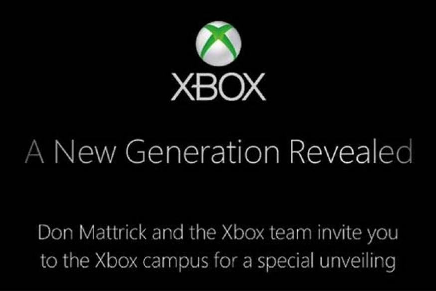 Microsoft to reveal next-generation Xbox on May 21