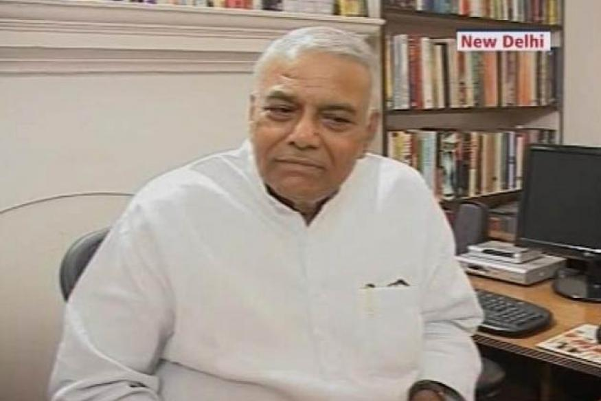 Disappointed over PM's refusal to depose before JPC: Yashwant