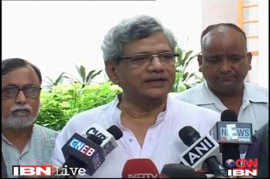 UPA should reveal names involved in coal scam: Yechury