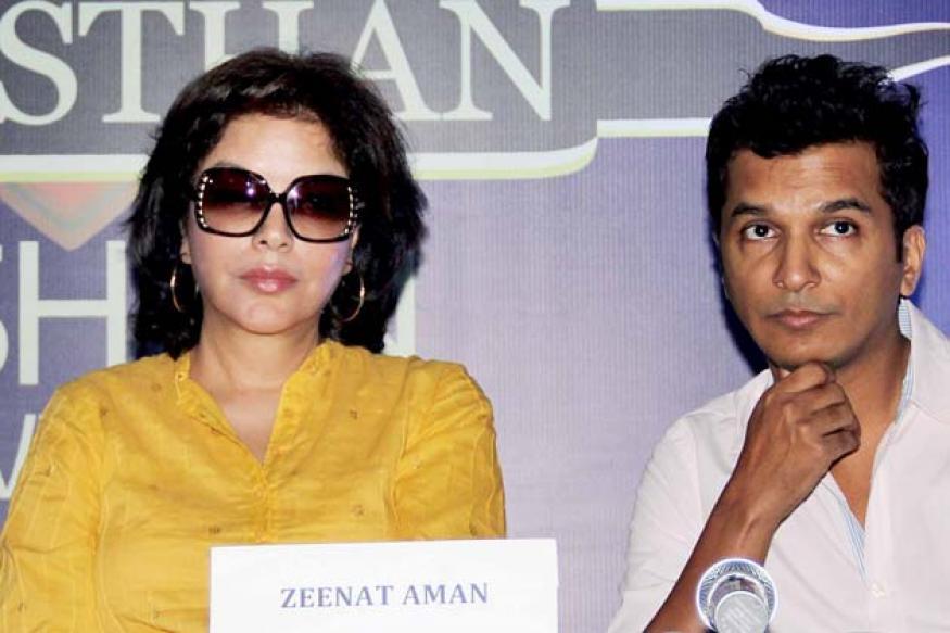 Snapshot: 62 going on 35? You won't believe how cool Zeenat Aman looks