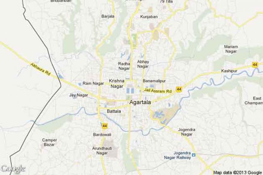 Tripura: 3 killed as armed men attack a newspaper's office